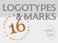 Logotypes & Marks on Behance