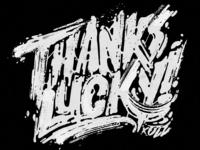 Thanks Lucky