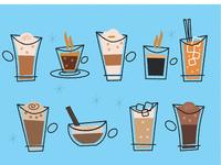 Retro Nescafe Dolce Gusto Ads