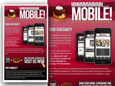 Mobile Email Campaign mobile campaign email