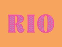 Oh Rio Rio