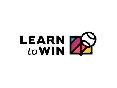 Learn to win logo designiasi designer logo