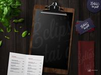 Éclipse tai grill - Branding - Shot 2