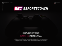 Esportscoach - Branding - Shot 1