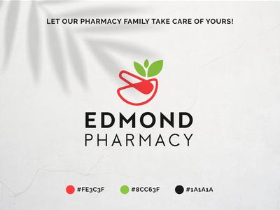 Edmond Pharmacy - Logo design