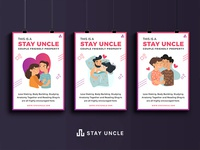 StayUncle Poster