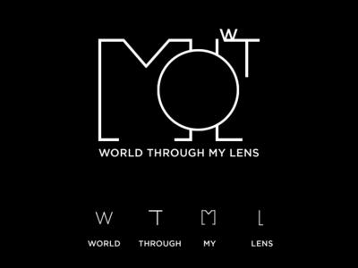 World Through My Lens | Logo