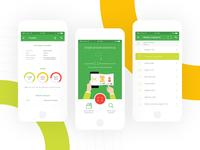 Nutrition & diet app