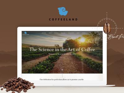 UI/UX for Coffee Company