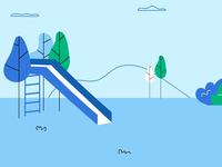 blue park scenario