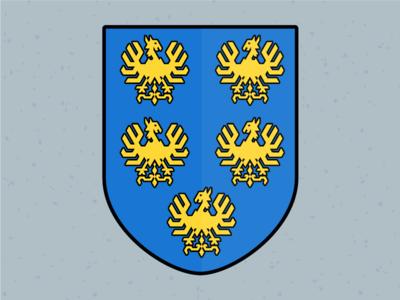 Illustration Challenge #9 - Coat of Arms