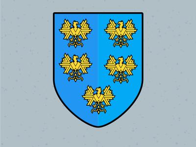Illustration Challenge #10 - Coat of Arms
