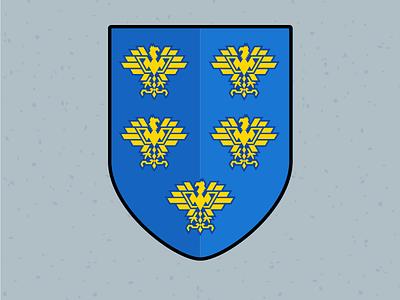Illustration Challenge #11 - Coat of Arms heraldry coat of arms daily illustration illustration challenge