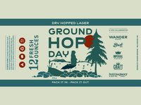 Wander Ground HOP Day Lager