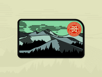 Breckenridge Badge
