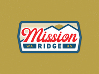 Mission Ridge Patch