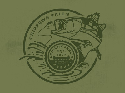 Leinenkugel's - Chippewa Falls Fishing