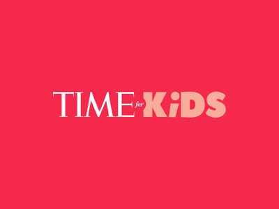 Time For Kids - Rebranding by Dogstudio brand design kids time dogstudio branding rebranding