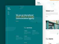 Landmark - Homepage