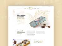 Mary - Homepage