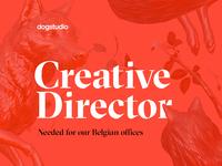 Hiring a Creative Director