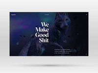 Dogstudio - New Website