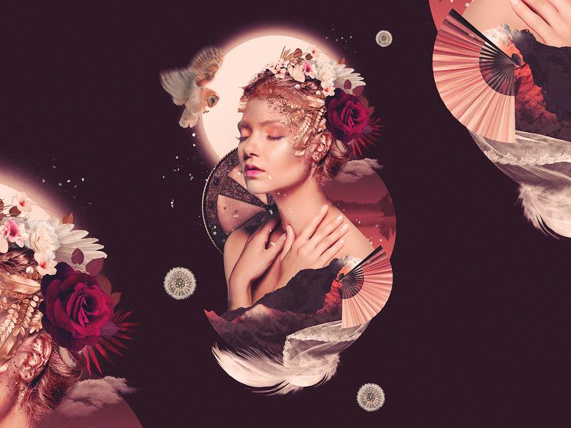 Royal Opera of Wallonia  - Concept brand design lighting visual composition opera branding illustration print
