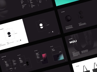 Ginetta - Brand Guidelines graphic design guidelines brand system branding design rebranding branding