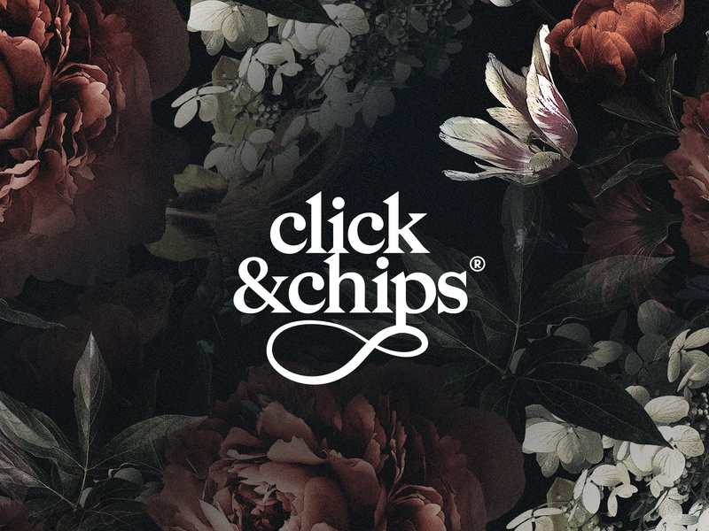 The Click & Chips are there exchange design community branding event