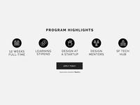 Whitespace Website 2
