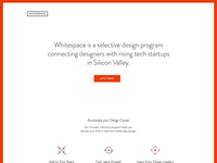 Whitespace Website 3.0