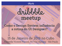 Meetup Dasa - Design System