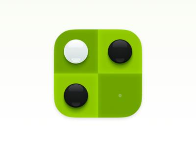 Fresh Reversi – iOS Icon Design