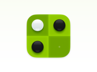Fresh Reversi – iOS Icon Design