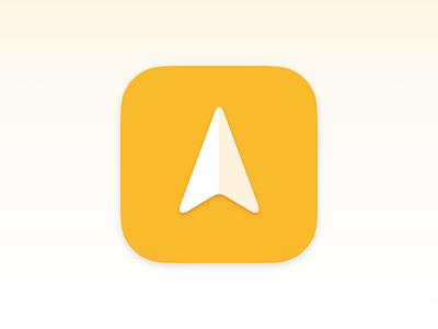 Anchor Pointer New – iOS Icon Design branding design vector pointer anchor realistic osx icon iphone icon ios ios icon app store app icon app