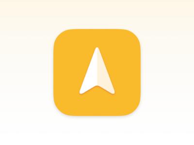 Anchor Pointer New – iOS Icon Design