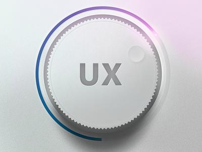 Crank up the UX 02 dial volume notch ux ui control
