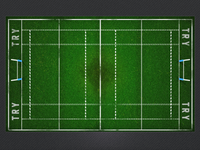Rugby Pitch UI WIP