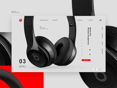 Beats - Solo UI