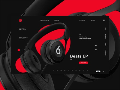 BEATS EP - UI