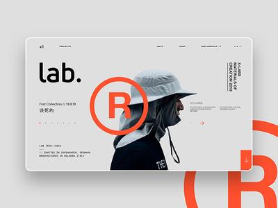 Lab. ©2019