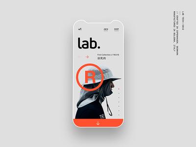 Lab. Mobile ©2019