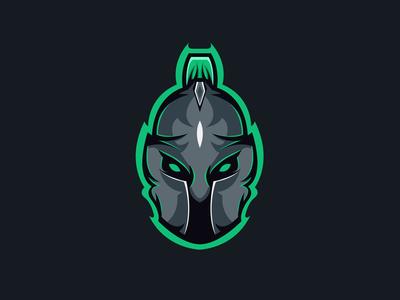 Spartan Mascot Logo