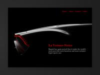 Minimal Bugatti Site