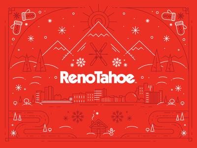 Reno Holiday Card