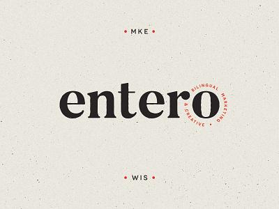 entero small business milwaukee agency branding immigrant bilingual branding marketing entero