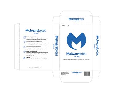 Malwarebytes for Mac Retail Box