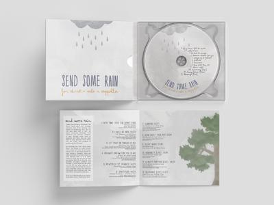 Send Some Rain: For Christ's Sake A Capella Album Art