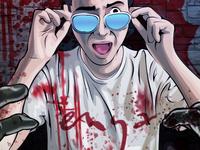 Felipe Malfoy in Zombie Attack