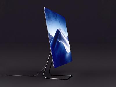 iMac Pro M1 Front product design m1 imac pro imac prototype octane concept c4d apple render 3d